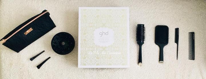 GHD GOOD HAIR DAY EVERY DAY-COFFRET ARCTIC GOLD DIFUSEUR GHD PRODUITS COIFFANT GHD ACCESSOIRESGHD