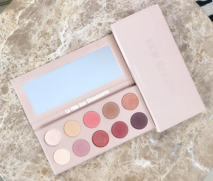 KKW Beauty – Classic Blossom Eyeshadow Palette – Revue &Swatches