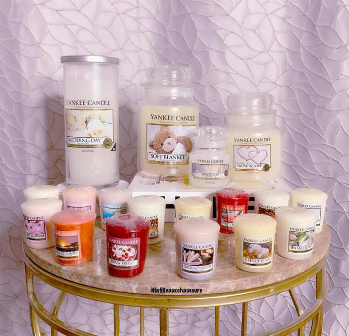 YANKEE CANDLE – MA COLLECTION BOUGIE