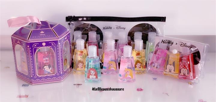 Merci Handy x Disney – Princesse Disney & Disney Gel MainNettoyant